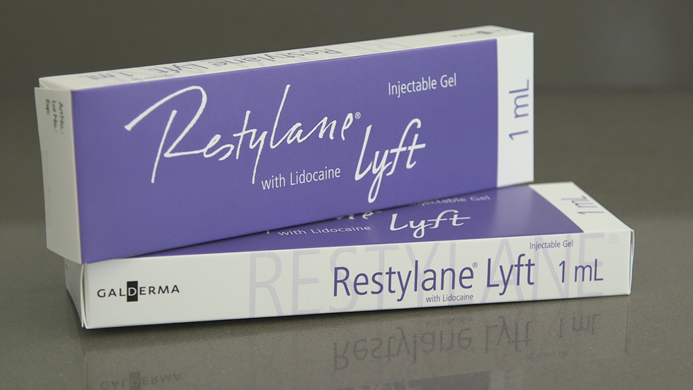 Restylane Lyft Box